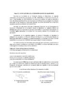 2 Acta nº 1. Comunicación y recepción de documentos